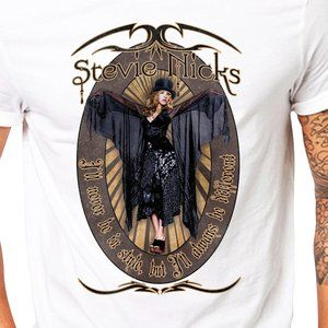 Stevie Nicks Shirt Gypsy Queen I Have No Fear